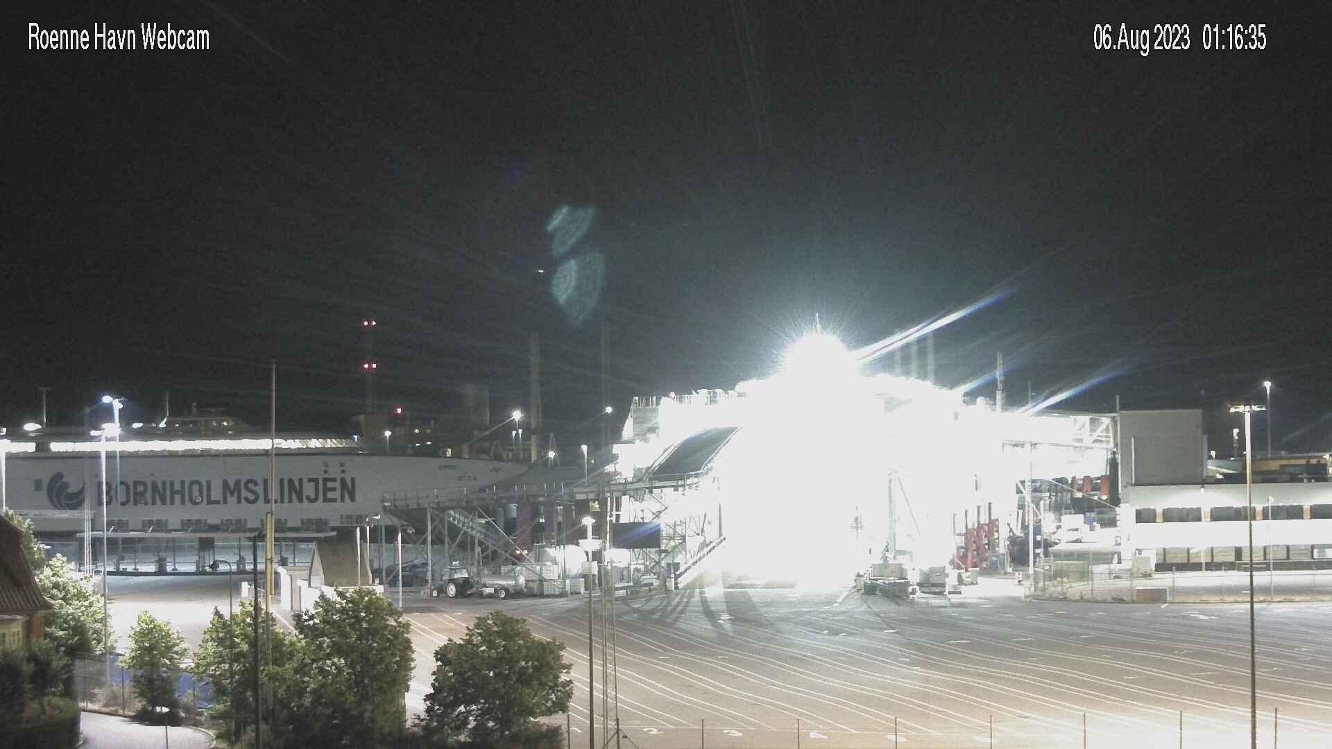 Webcam Rønne, Bornholm, Hovedstaden, Dänemark